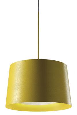 Scopri sospensione twiggy small piccolo modello giallo for Foscarini lampadari