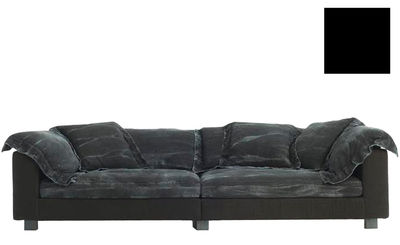 nebula nine l 280 cm x t 140 cm diesel with moroso sofa. Black Bedroom Furniture Sets. Home Design Ideas