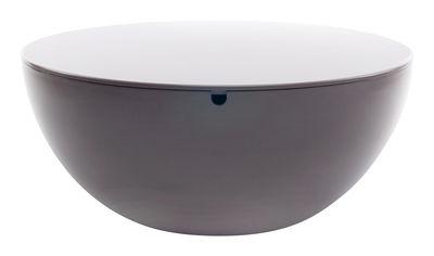 table basse slice coffre 60 cm plateau abs gris xl boom. Black Bedroom Furniture Sets. Home Design Ideas