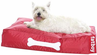 pouf doggielounge pour chien small rouge fatboy. Black Bedroom Furniture Sets. Home Design Ideas