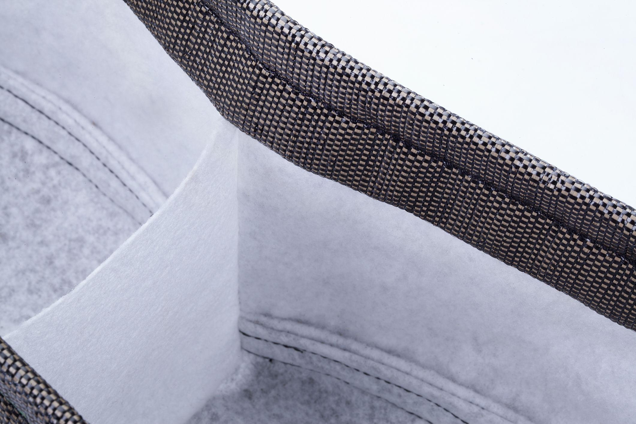 jardini re g otextile outdoor 8l marron bacsac. Black Bedroom Furniture Sets. Home Design Ideas