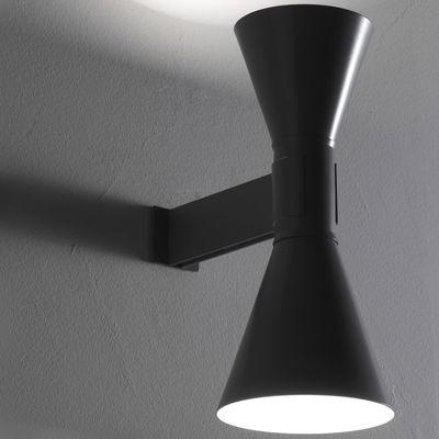 applique de marseille by le corbusier r dition 1954 gris mat nemo. Black Bedroom Furniture Sets. Home Design Ideas