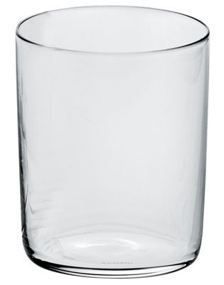 Image of Bicchiere vino bianco Glass family - Per vino bianco di A di Alessi - Trasparente - Vetro