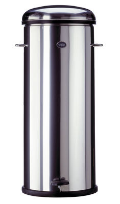 Poubelle Vipp poubelle vipp24 / 30 litres inox - vipp | made in design