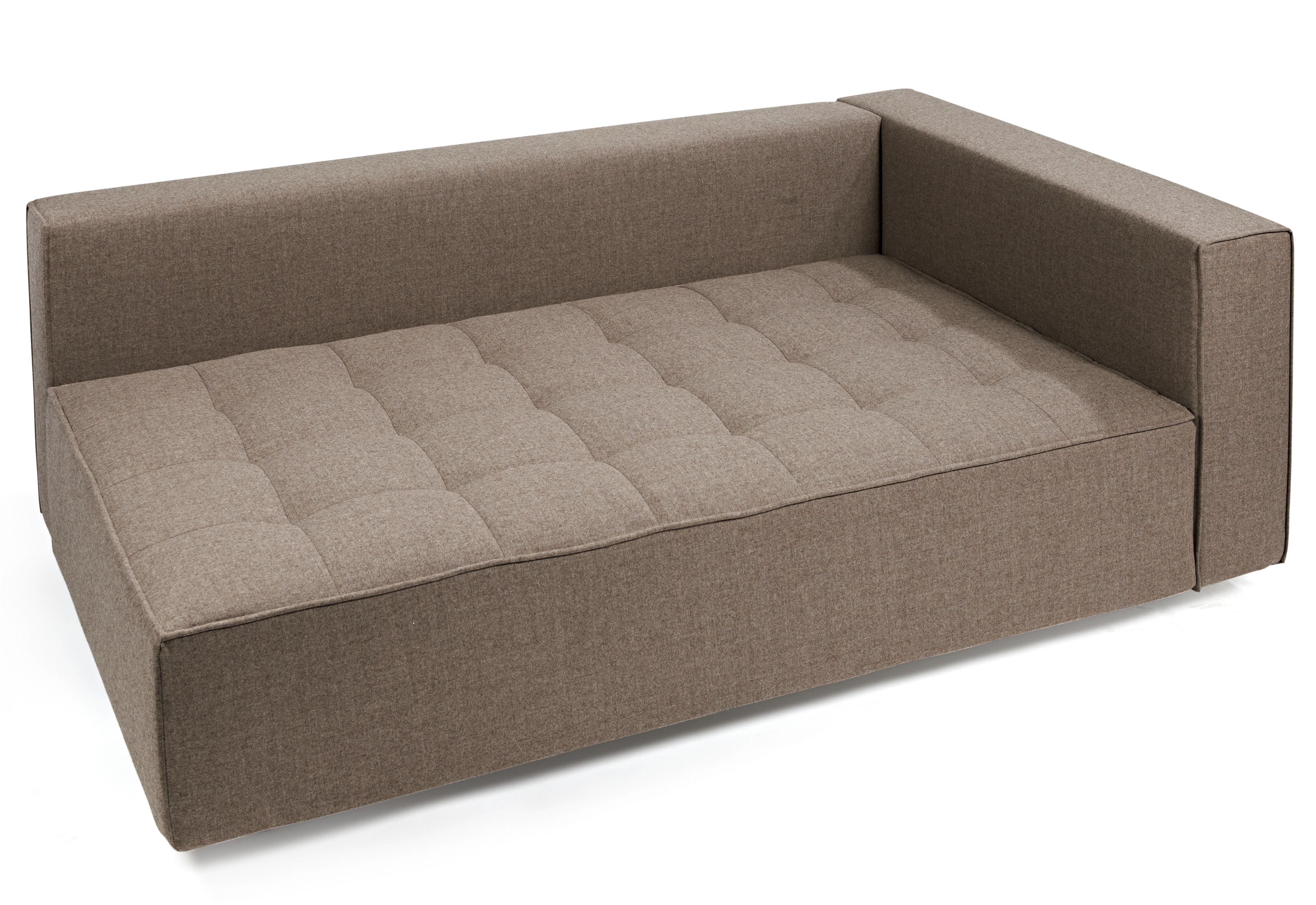 Kilt / Stoff - Armlehne rechts - L 172 cm   Zanotta   Sofa