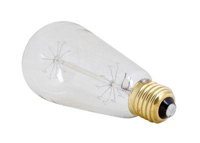 Ampoule Atelier Drop / à filament 40W E27 - Frama transparent en verre