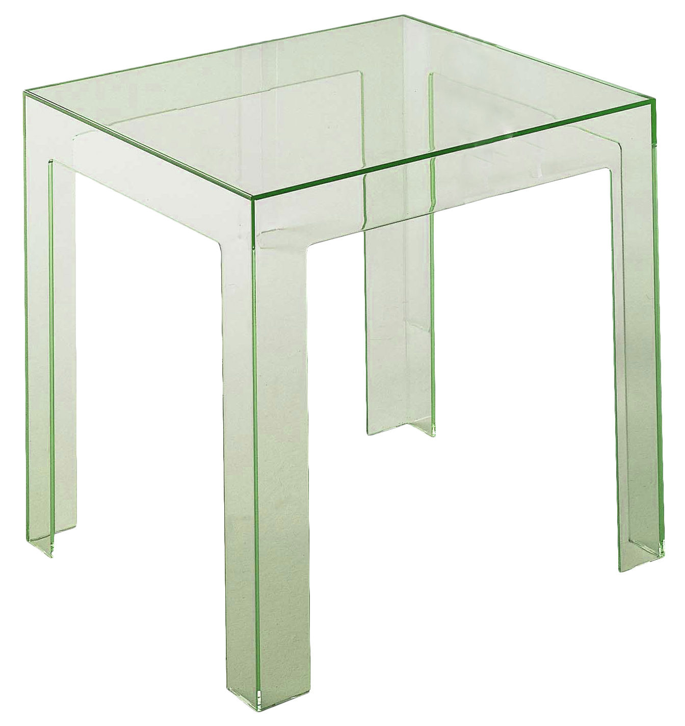 table d 39 appoint jolly vert kartell. Black Bedroom Furniture Sets. Home Design Ideas