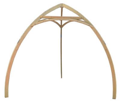 Mobilier - Portemanteaux, patères & portants - Structure autoportante Bois / Pour suspendre les tentes Cacoon - Cacoon - Bois naturel - Bois de pin