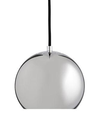Foto Sospensione Ball / Riedizione 1969 - Frandsen - Chrome glossy - Metallo