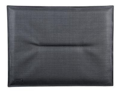 Coussin d´assise / Pour chaise Bistro - Fermob carbone en tissu