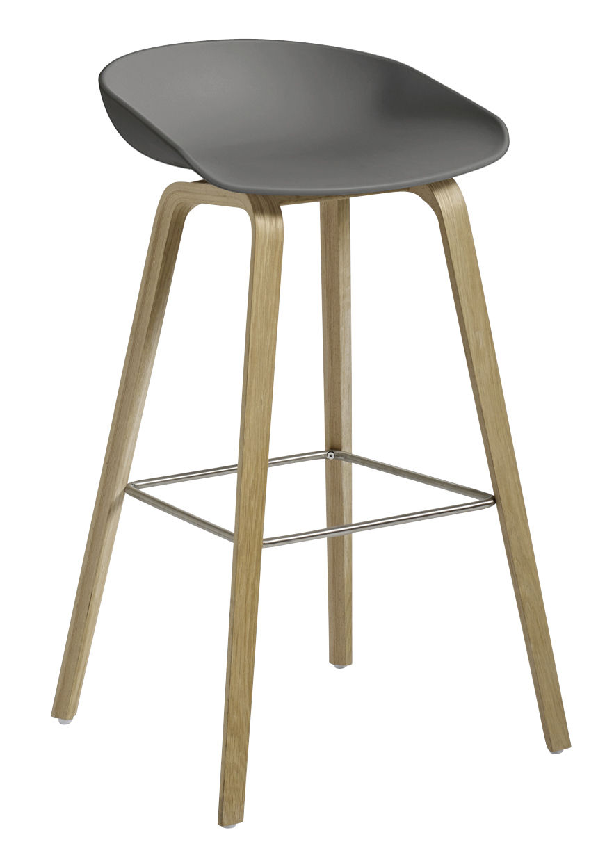 About A Stool Aas 32 Bar Stool H 75 Cm Plastic