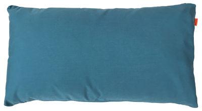 Coussin de sol Big 90 x 50 cm Trimm Copenhagen bleu adriatique en tissu