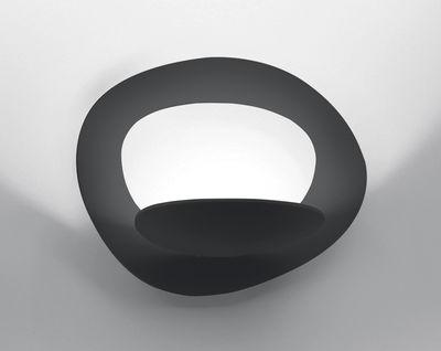 Applique Pirce Micro LED / L 22 cm - Artemide noir en métal