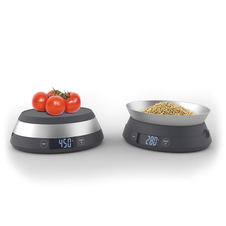 Balance de cuisine lectronique switchscale noir joseph joseph - Koziol balances ...