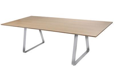 Scopri Tavolo Mutka -240 x 110 cm, Rovere sbiancato di La Palma ...