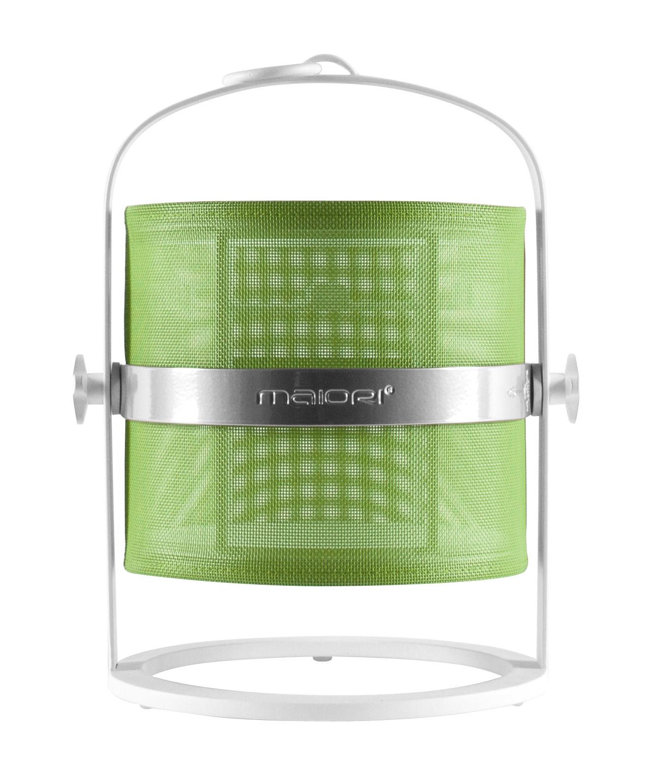 lampe solaire la lampe petite led sans fil structure blanche vert prairie structure. Black Bedroom Furniture Sets. Home Design Ideas