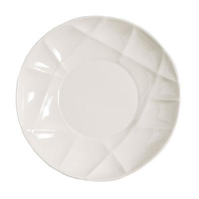 Assiette creuse Succession Ø 23 cm Porcelaine Fait main Petite Friture blanc en céramique