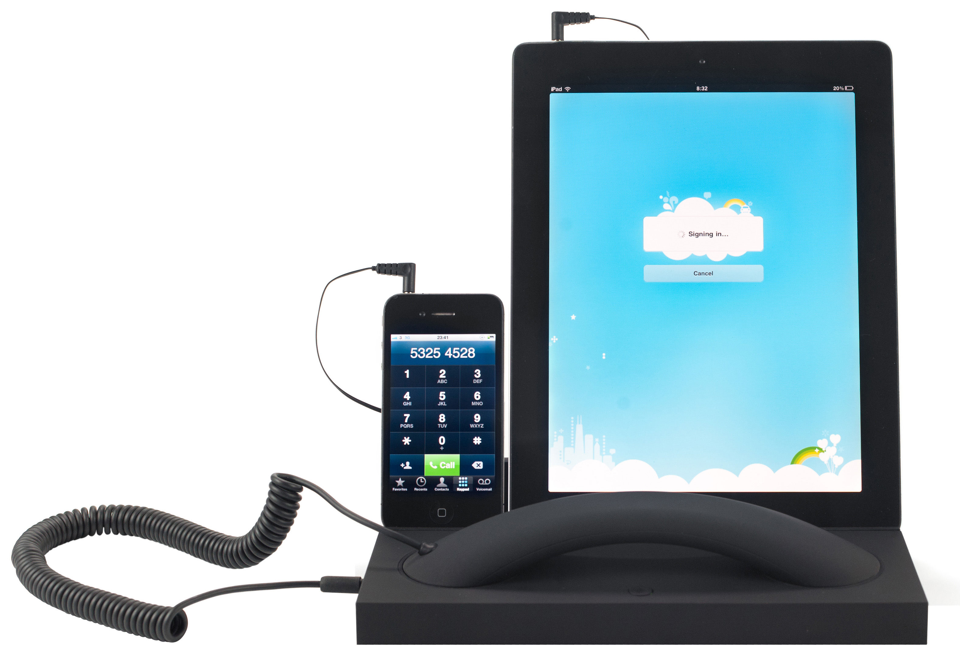 mm02t f r iphone ipad smartphones mit h rer native. Black Bedroom Furniture Sets. Home Design Ideas