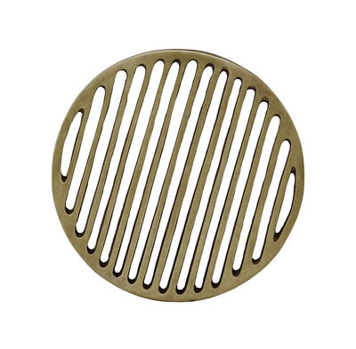 Dessous de plat Liv / Ø 16 cm - House Doctor laiton en métal
