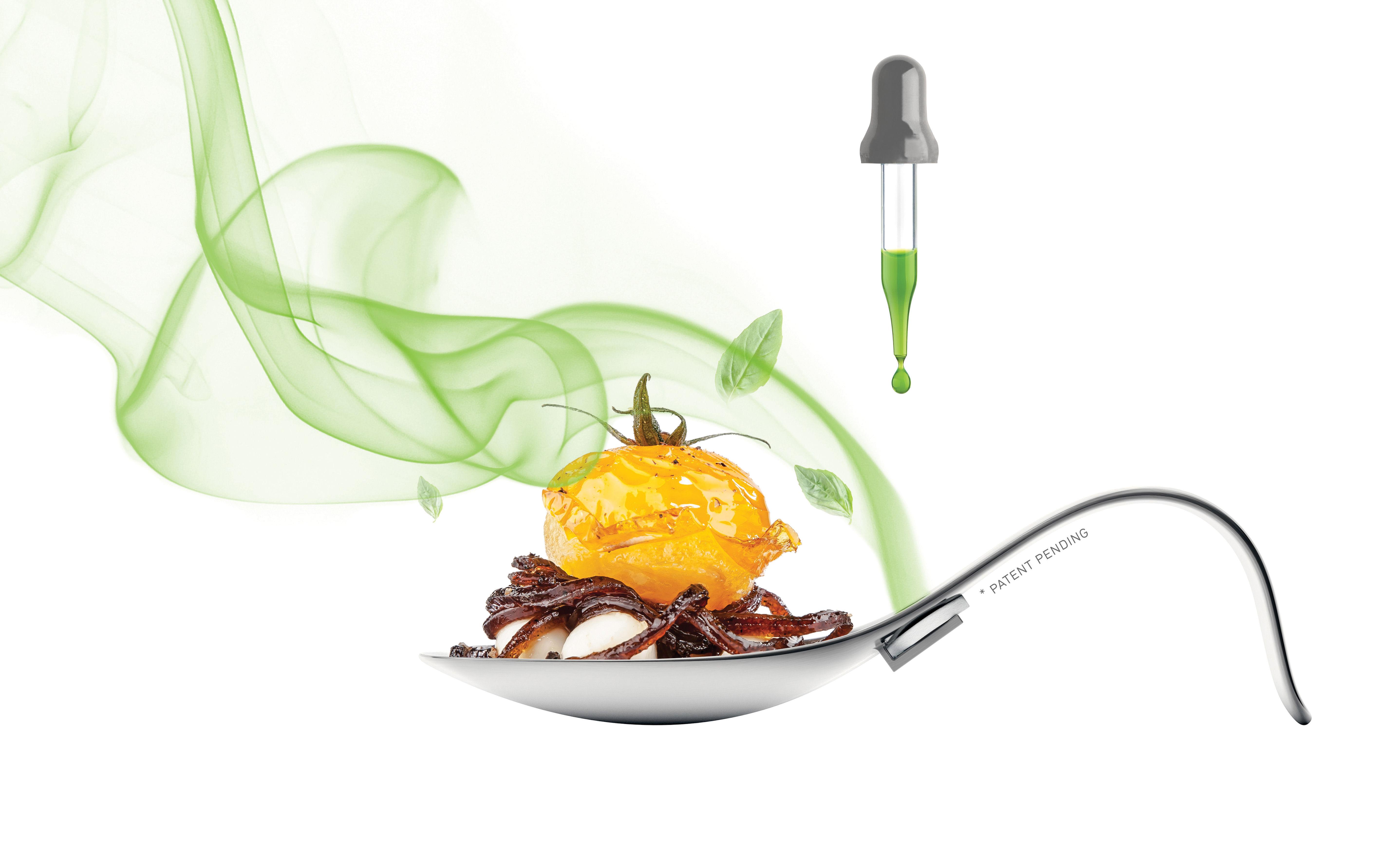 kit cuisine mol culaire service aromatique aromaspoons sans ar me mol cule r. Black Bedroom Furniture Sets. Home Design Ideas