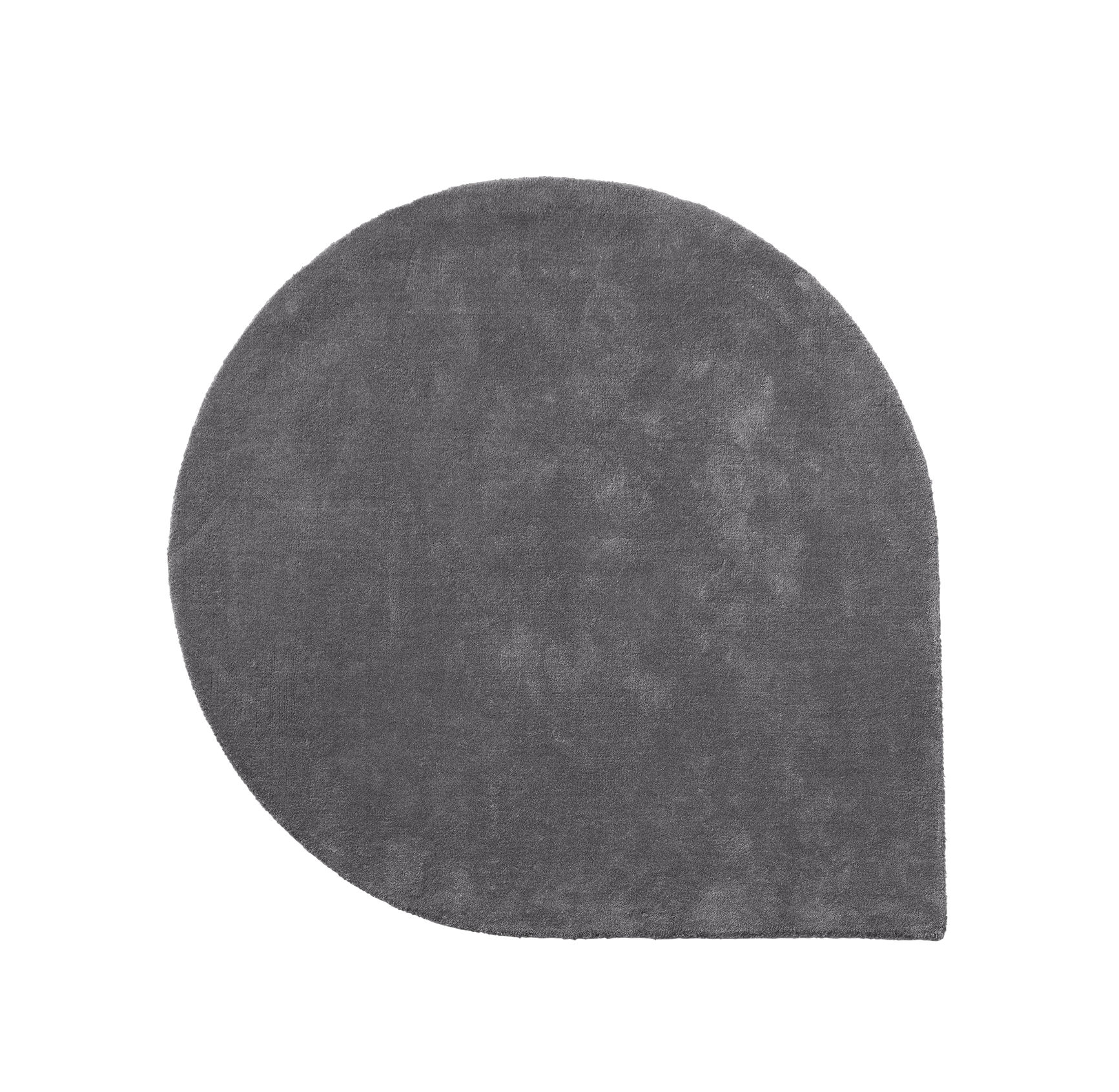 Tapis stilla 160 x 130 cm tuft main gris aytm - Made in design tapis ...
