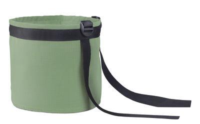 Déco - Pots et plantes - Pot suspendu Accroché Batyline® / 10 L - Outdoor - Bacsac - Vert olive - Toile Batyline®