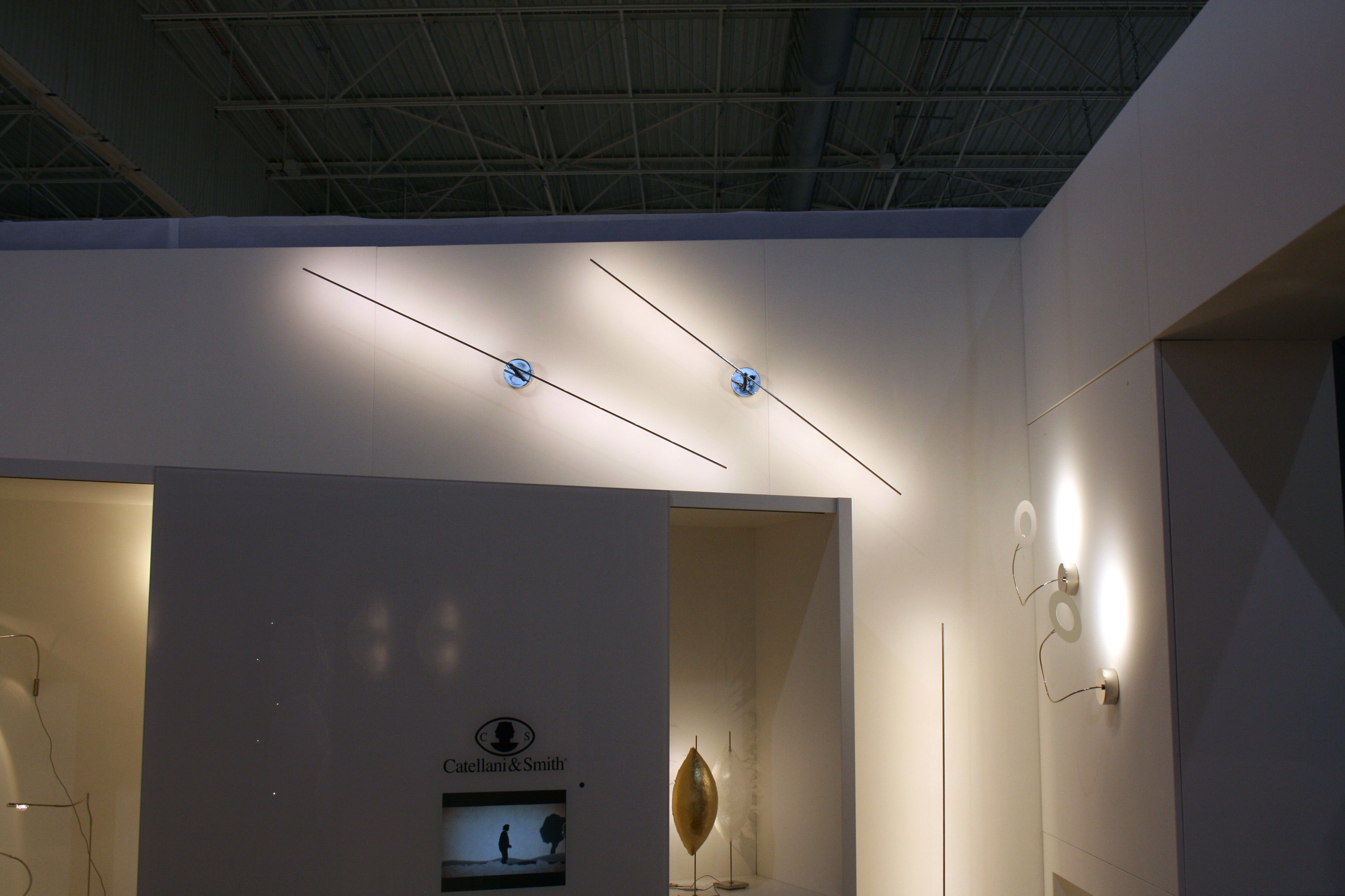 Light Stick Wall Light Wall Or Ceiling Lamp Silver By