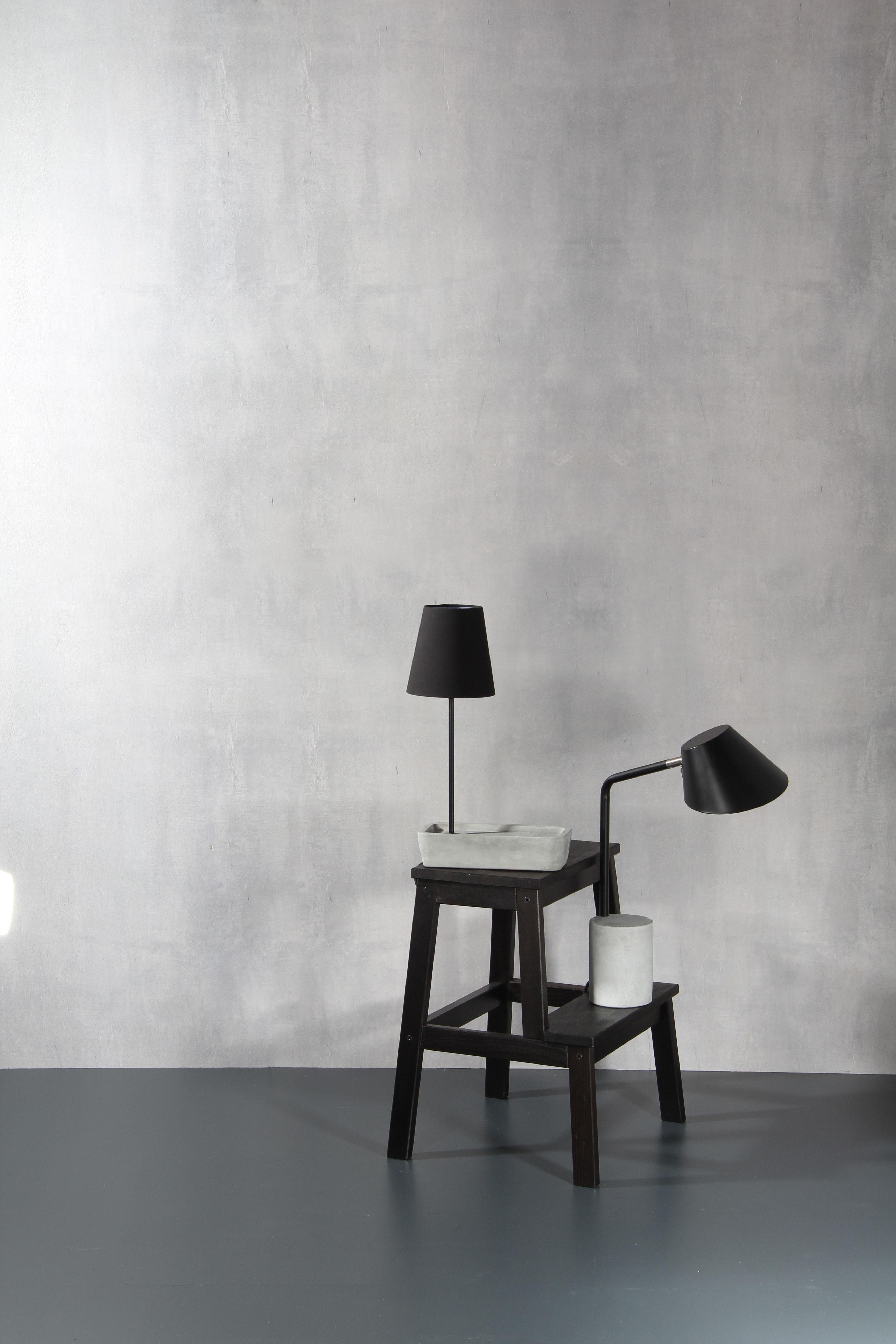 Arredamento moderno lampade design e oggetti design per - Base per lampada da tavolo ...