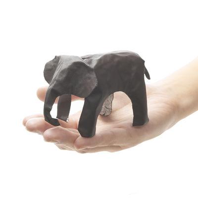 Déco - Corbeilles, centres de table, vide-poches - Figurine Pop up Animal Eléphant / à modeler - Pa Design - Eléphant - Aluminium, Similicuir