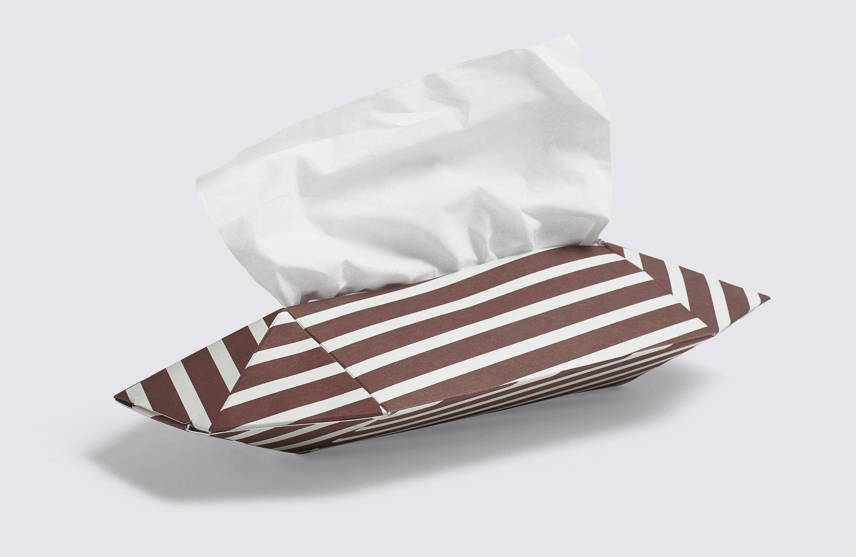 Mouchoirs en papier gem avec bo te carton d cor e non - Boite en carton decoree ...