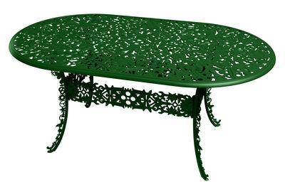Industry Garden Tisch / L 152 cm - Seletti - Grün
