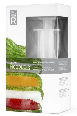Kit cuisine mol culaire vegan noodle r spaghetti - Spaghetti cuisine moleculaire ...