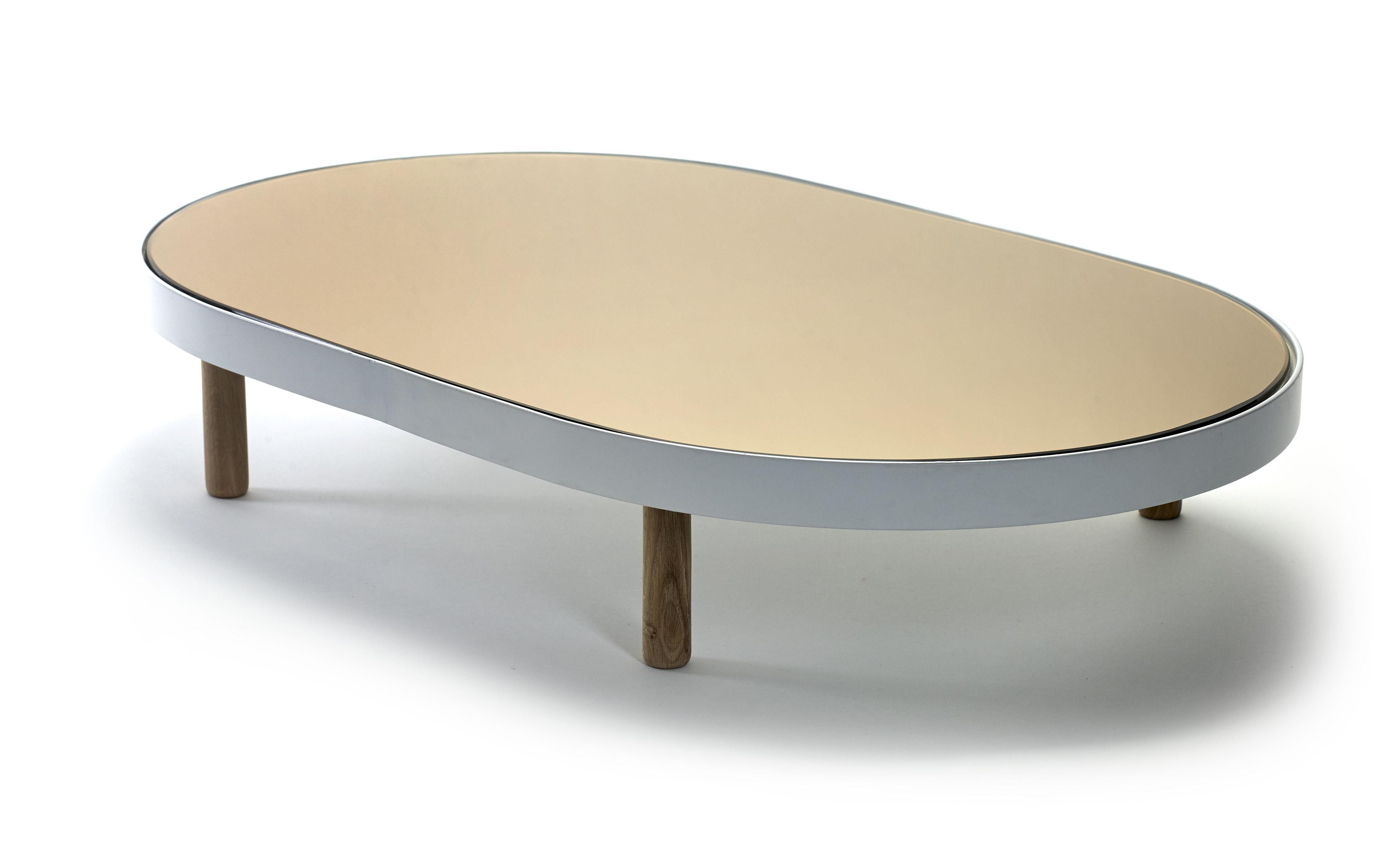 reflect tablett spiegel oval 67 x 41 cm wei. Black Bedroom Furniture Sets. Home Design Ideas