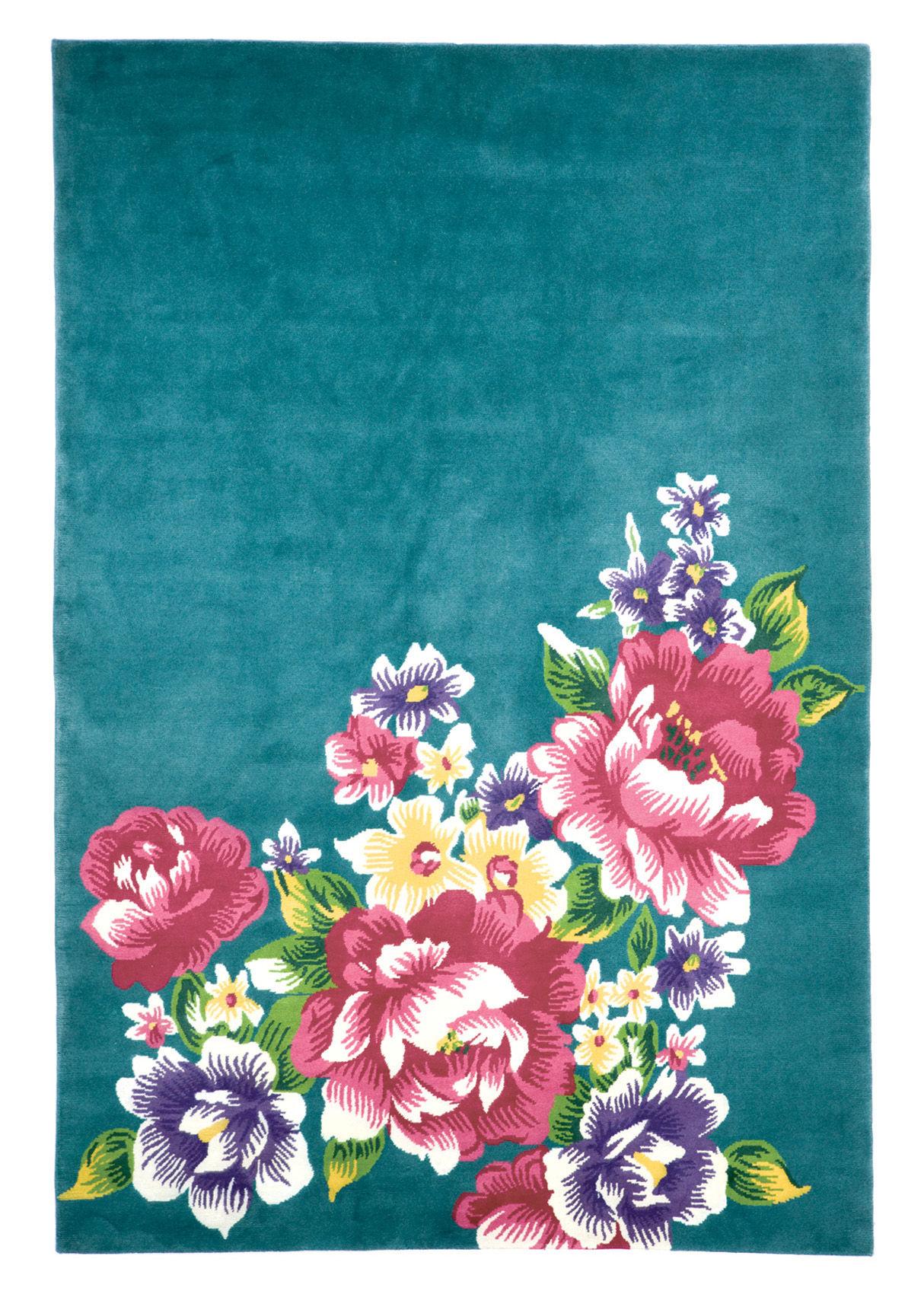 Tapis formosa 170 x 240 cm bleu nanimarquina made in - Made in design tapis ...