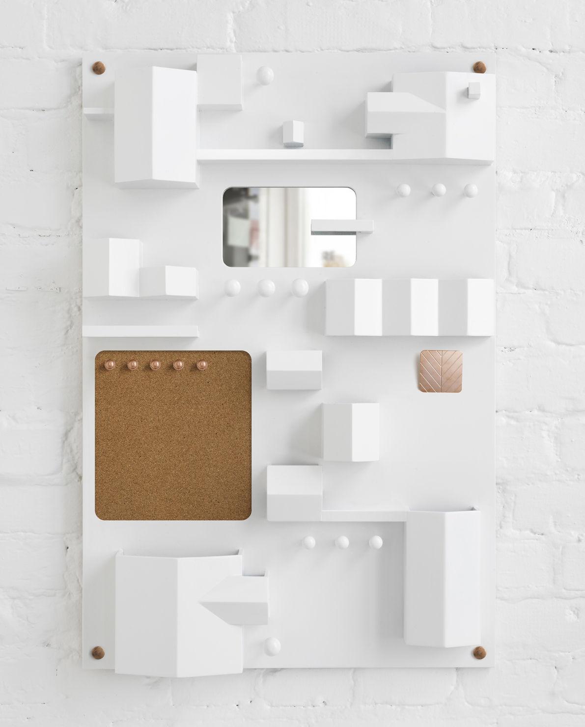 suburbia l 55 cm x h 82 cm seletti wandablage. Black Bedroom Furniture Sets. Home Design Ideas