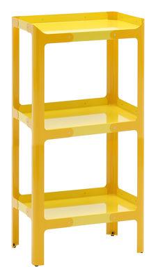 Foto Scaffale Pop - S - L 45 x H 91 cm di Tolix - Giallo,Giallo scuro - Metallo