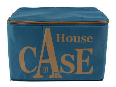 House Case Storage Turquoise by Bensimon