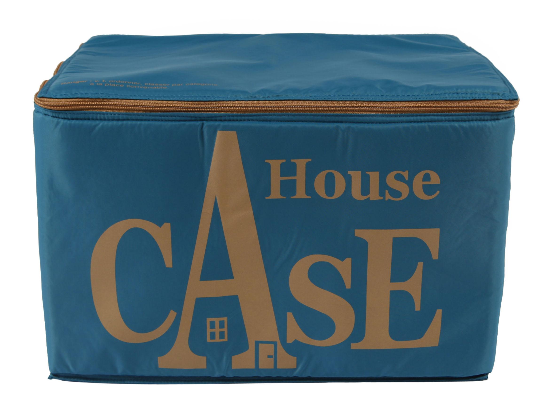 rangement house case medium turquoise bensimon. Black Bedroom Furniture Sets. Home Design Ideas