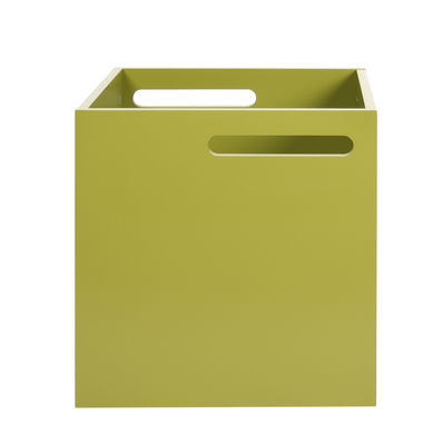 Mobilier - Etagères & bibliothèques - Caisson / Pour bibliothèque Rotterdam - POP UP HOME - Vert - MDF peint