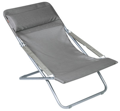 Chaise longue Transabed XL / Pliable - 3 positions - Avec têtière on chaise recliner chair, chaise sofa sleeper, chaise furniture,