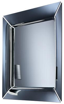 Miroir Caadre / 105 x 105 cm - FIAM argenté en verre