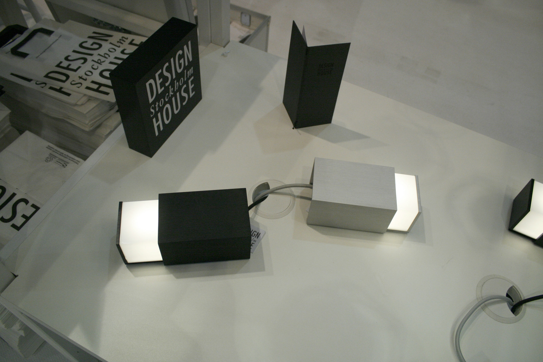Box Light Table Lamp Black By Design House Stockholm