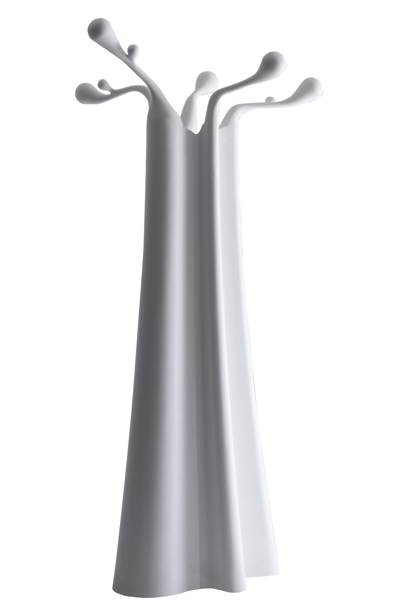 Portemanteau Design : Portemanteau baobab blanc mdf italia