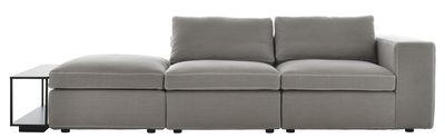 Grafo Sofa / Kombination: 3 gepolsterte Sitze + 1 Tisch - MDF Italia