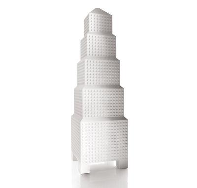 Etagère Downtown H 183 cm - Magis Collection Me Too blanc en matière plastique