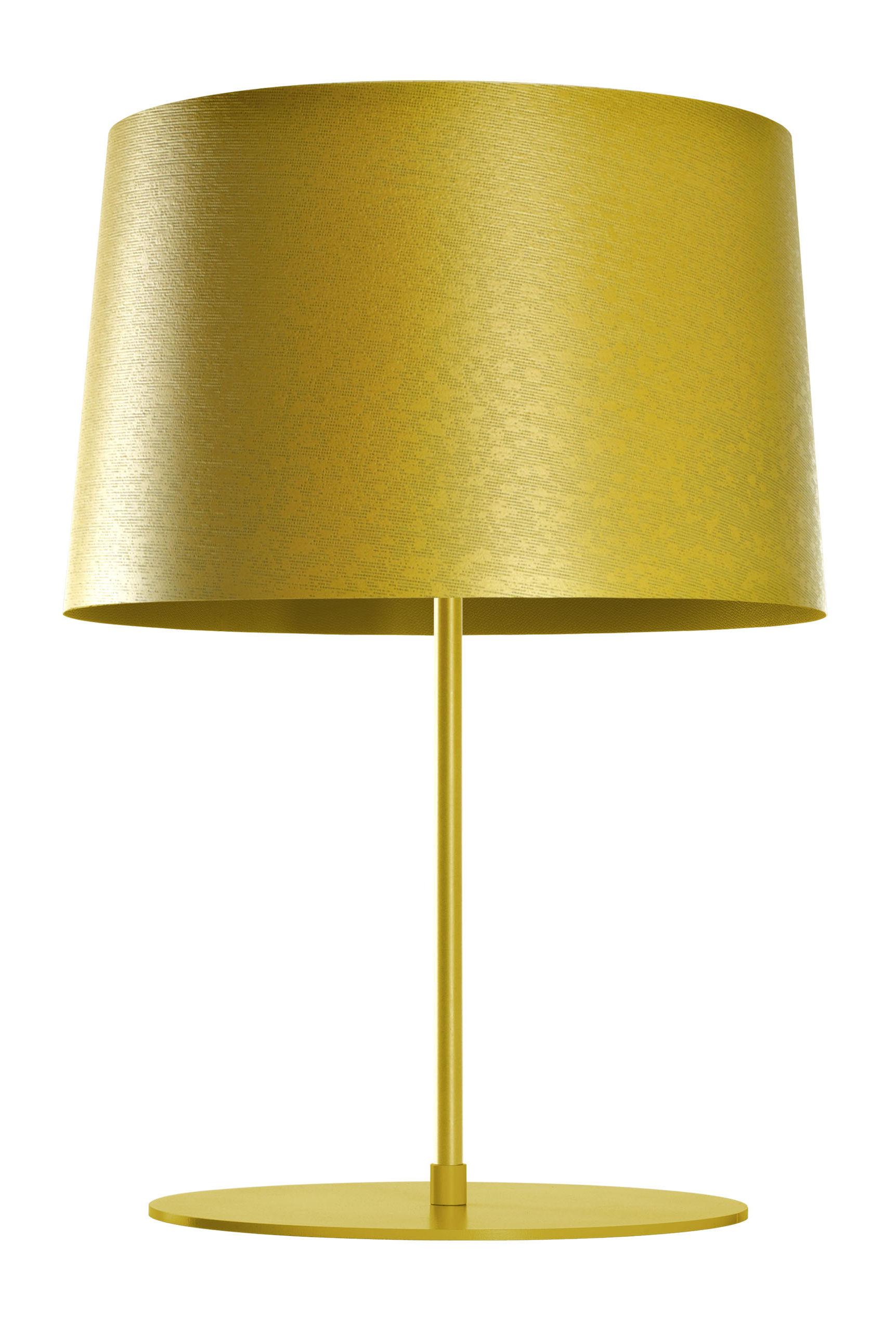lampe de table twiggy xl jaune foscarini. Black Bedroom Furniture Sets. Home Design Ideas