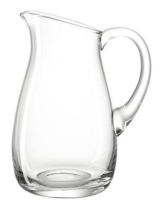 Arts de la table - Carafes et décanteurs - Carafe Giardino / 1 Litre - Leonardo - Transparent - Verre