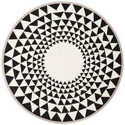 Triangle Teppich / für den Wei...