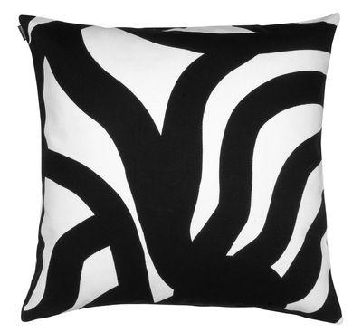 Déco - Coussins - Coussin Joonas / 50 x 50 cm - Marimekko - Joonas / Noir & blanc - Coton