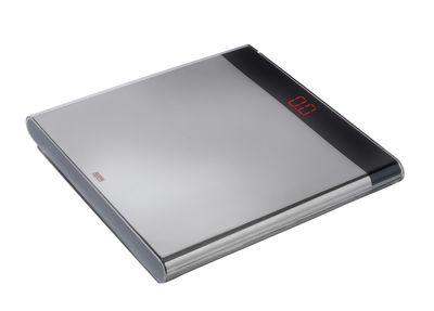 Pèse personne électronique Alessi acier en métal